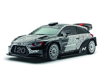 WRC Photos - 2017 Hyundai i20 WRC