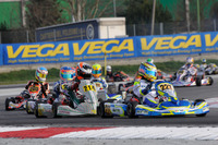 Kart Photos - Logan Sargeant and Lorenzo Travisanutto