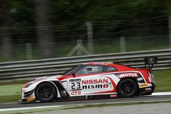 #23 Nissan GT Academy Team RJN, Nissan GT-R Nismo GT3: Mitsunori Takaboshi, Alex Buncombe, Lucas Ordonez