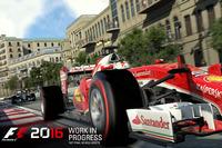 SİMÜLASYON DÜNYASI Fotoğraflar - Sebastian Vettel, Ferrari, F1 2016 oyunu