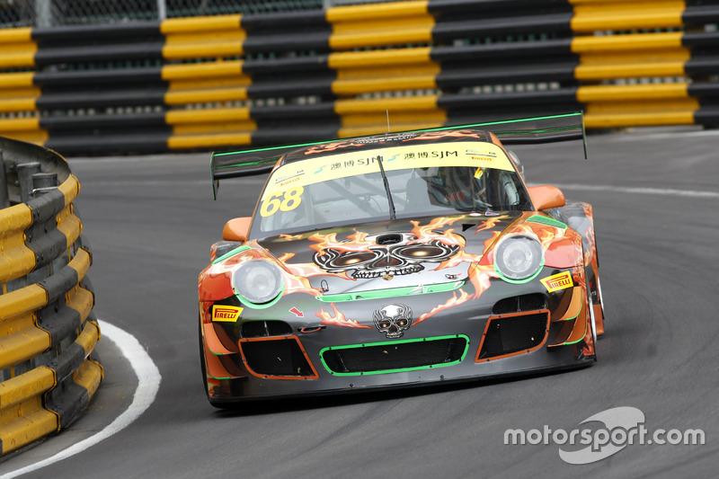 17. John Shen, Modena Motorsports Porsche 911 GT3-R