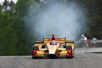 IndyCar Photos - Ryan Hunter-Reay, Andretti Autosport Honda