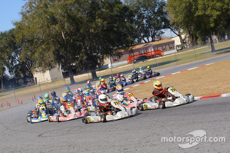 Kart  LIVE: Florida Winter Tour karting