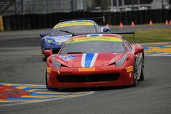 #131 Motor Service Ferrari 458 Challenge Evo: Kriton Lendoudis