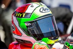 Davide Giugliano helmet