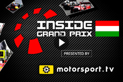 Inside Grand Prix 2016, Hungary