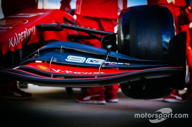 F1, Gp Bahrain: Vettel precede Leclerc, terzo Hamilton
