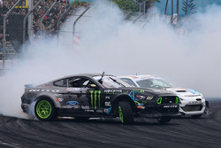 Vaughn Gittin Jr. and Ken Gushi
