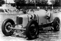 IndyCar Photos - Race winner Fred Frame
