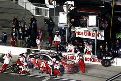 Pit stop Greg Biffle, Roush Fenway Racing Ford