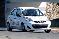 Nissan Micra Cup Photos - Nicolas Touchette