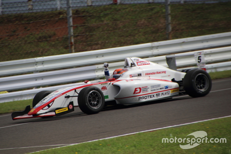 Yuki Tsunoda(HFDP/SRS/Kochira Racing)