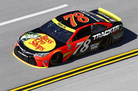 NASCAR Sprint Cup Photos - Martin Truex Jr., Furniture Row Racing Toyota