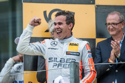 Podium, Robert Wickens, Mercedes-AMG Team HWA, Mercedes-AMG C63 DTM