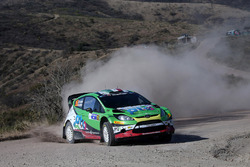 Benito Guerra, Borja Rozada, Ford Fiest RS WRC