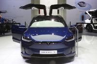 Auto Photos - Tesla Model X 2016