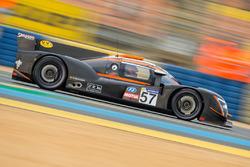 #57 Simpson Motorsport Ginetta G57: Lawrence Tomlinson, Mike Simpson