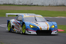 #18 Team Upgarage With Bandoh Toyota MC86: Yuhki Nakayama, Shinnosuke Yamada