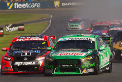 Mark Winterbottom, Prodrive Racing Australia Ford and Garth Tander, Holden Racing Team