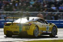 #187 Ferrari of San Diego Ferrari 458: Rich Baek