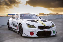 John Baldessari''s BMW M6 GTLM Art Car