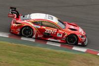 Super GT Photos - #38 Team Zent Cerumo Lexus RC F: Yuji Tachikawa, Hiroaki Ishiura