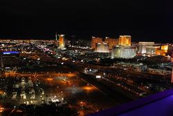 US Open Las Vegas atmosphere