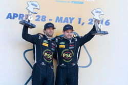 Robert Alon, Tom Kimber-Smith, PR1 Mathiasen Motorsports race winners