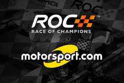 Motorsport.com/Race of Champions announcement