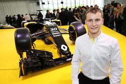 Kevin Joerg, Renault Sport Academy driver