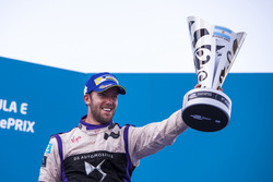 Winner Sam Bird, DS Virgin Racing Formula E Team