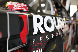 Roush Fenway Racing Ford detail