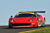 Australian GT Photos - #8 Maranello Motorsport Ferrari 488 GT3: Adrian Deitz, Cameron McConville