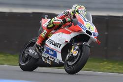 Andrea Iannone, Ducati Team