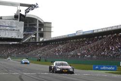 Marco Wittmann, BMW Team RMG, BMW M4 DTM; Edoardo Mortara, Audi Sport Team Abt Sportsline, Audi RS 5 DTM