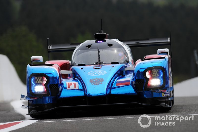 Fernando Alonso signe la victoire aux Six heures de Spa (course d'endurance)
