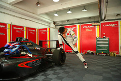 Chinese F4 driver