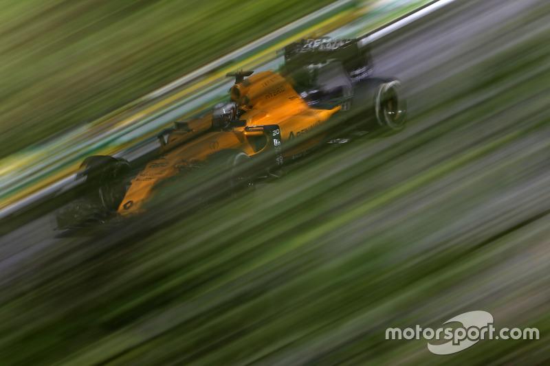 18: Kevin Magnussen, Renault Sport F1 Team