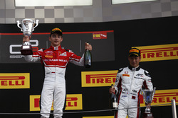 Charles Leclerc, ART Grand Prix and Nirei Fukuzumi, ART Grand Prix