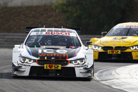 DTM 写真 - Tom Blomqvist BMW Team RBM, BMW M4 DTM