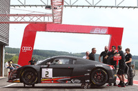 Blancpain Endurance Photos - #2 Belgian Audi Club Team WRT, Audi R8 LMS: Stuart Leonard, Michael Meadows, Robin Frijns