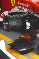 Formula 1 Foto - Ferrari SF16-H, dettaglio