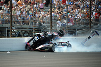 IndyCar Photos - Will Power and Vitor Meira