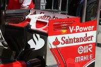 Formula 1 Photos - Ferrari SF16H rear wing, Sochi