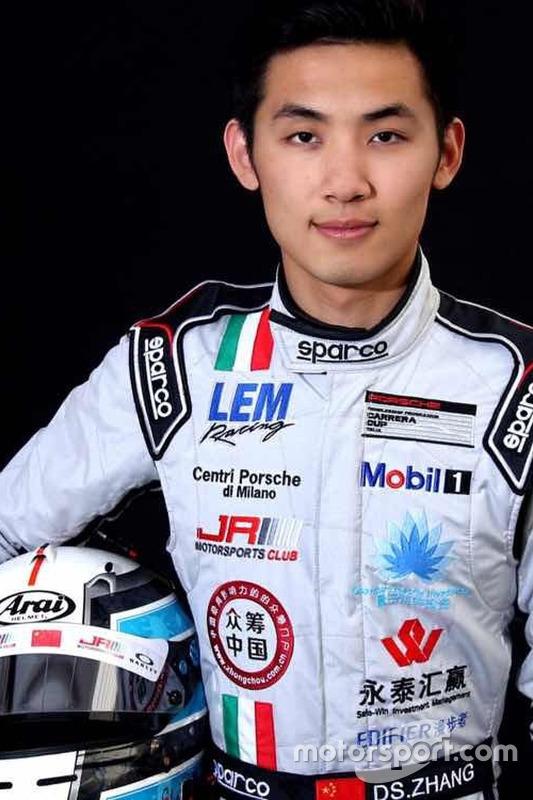 Driver photo DaSheng Zhang