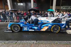 #35 Baxi DC Racing Alpine A460 - Nissan