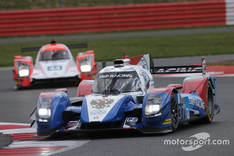 Vitaly Petrov, Viktor Shaytar, Krill Ladygin, #37 SMP Racing BR01 - Nissan