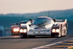 #17 Rothmans Porsche Porsche 962C: Hans-Joachim Stuck, Derek Bell, Al Holbert