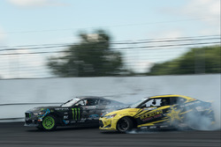 Vaughn Gittin Jr., Ford Mustang, Fredric Aasbo, Scion tC