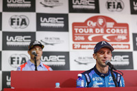 WRC Photos - Eric Camilli, M-Sport Ford Fiesta WRC at the Press Conference